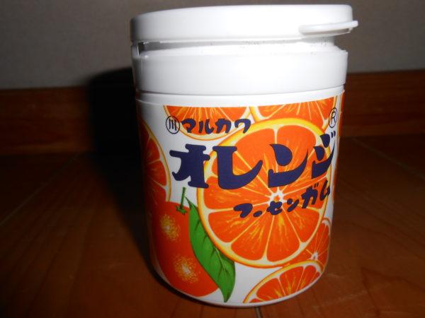 オレンジガム